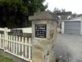 Fuschia Creek war memorial