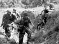 German paratroops on Crete