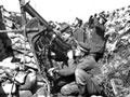 German anti-aircraft position