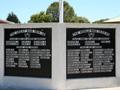 Gorge Road war memorial