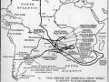 Route of the <em>Admiral Graf Spee</em>, August-December 1939