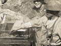 Mobile cooker on the Western Front