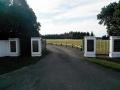 Hawarden war memorial park