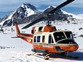 NZ helicopters on Antarctica