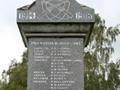 Heriot war memorial