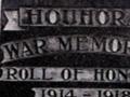 Houhora war memorial