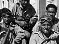The Maori Battalion in Sora, Italian campaign