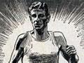 Jack Lovelock breaks mile record