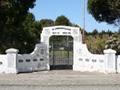 Kennington School war memorial gate