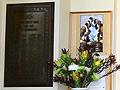 Knox Church war memorials