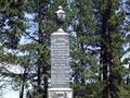 Kyeburn and Kokonga war memorial