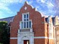 Lincoln University war memorial hall