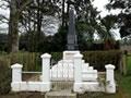 Lovells Flat war memorial
