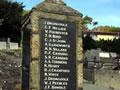 Lyttelton cemetery soldiers' memorial