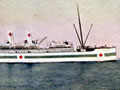 The hospital ship <em>Maheno</em>