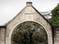 William Malone memorial gates - roadside stories