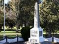 Mandeville war memorial