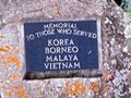 Martinborough post-Second World War memorial