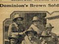 Rarotongan soldiers visit Melbourne