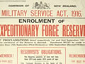 Military Service Act 1916