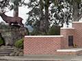 Mossburn war memorial