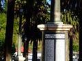 Nelson Anzac memorial park