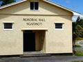Ngatimoti war memorial hall