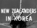 New Zealanders in Korea