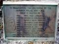 Oamaru Harbour Board centennial plaque