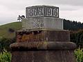 Ōmarunui NZ Wars memorial