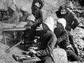 Ottoman machine gunners