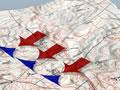 Passchendaele interactive map