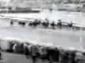 Phar Lap wins the 1930 Melbourne Cup