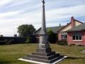 Pleasant Point war memorial