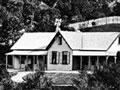 The first Premier House, Tinakori Road