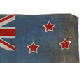 New Zealand flag from Quinn's Post