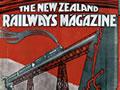 Railways Magazine cover, 1926