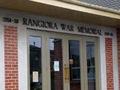 Rangiora war memorial rooms
