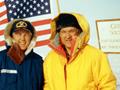 Sir Paul Reeves in Antarctica, 1986