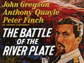 The Battle of the River Plate film poster