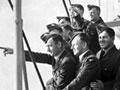 RNZAF personnel arrive in Canada, 1940
