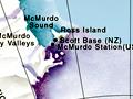 New Zealand's interest in Antarctica