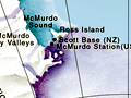 New Zealand's interest in Antarctica