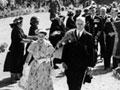 Queen's visit to Waitangi, 1953