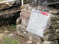 Ruakituri NZ Wars memorial