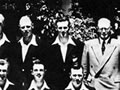 The Tangiwai cricket test, Boxing Day 1953