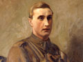 Painting of Samuel Forsyth VC