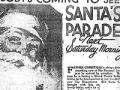 Santa parades