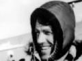Ed Hillary, Vivian Fuchs and George Lowe discuss Shackleton