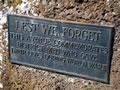 Southburn Second World War memorial
